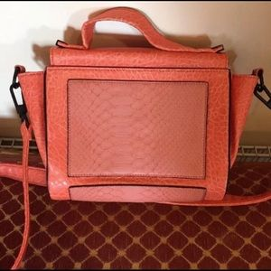 French Connection Hyde Crossbody/Mini Satchel Bag
